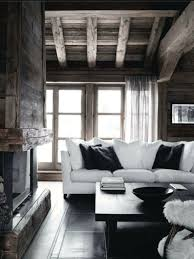 55 Striking Rustic Living Room Designs Cool With Black And White Interior