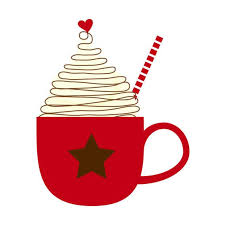Christmas Clipart Coffee Mug 1
