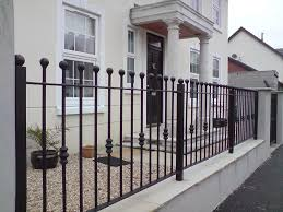 Wrought Iron Garden Fence Ideas — BITDIGEST Design : New Wrought ... 24m Decking Handrail Nationwide Delivery 25 Best Powder Coated Metal Fencing Images On Pinterest Wrought Iron Handrails How High Is A Bar Top The Best Bars With View Time Out Sky Awesome Cantilevered Deck And Nautical Railing House Home Interior Stair Railing Or Other Kitchen Modern Garden Ideas Deck Design To Get The Railings Archives Page 6 Of 7 East Coast Fence Exterior Products I Love Balcony Viva Selfwatering Planter Attractive Home Which Designs By Fencesus Also Face Mount Balcony Alinum Railings 4 Cityscape