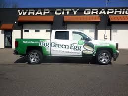 Pickups, Large Trucks & Trailers | Wrap City Graphics