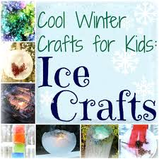Easy Winter Kids Crafts Indulging Toddler