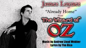 Already Home The Wizard of Oz James Loynes