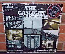 the gaslight anthem signed ebay