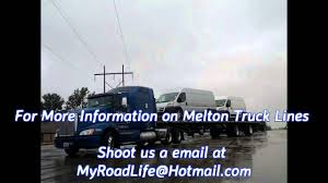 Road Life - Meet Dave -Why I Drive For Melton Truck Lines - YouTube Melton Truck Lines Youtube Alvin J Cypress Testimonial 2014 Kenworth T660 Ambassador Breakfast Office Photo My Goto Spot In Northern Va Updated 62317 Oklahoma Motor Carrier Summer By Trucking Ard Company Ardtruckingco Twitter Com Adventures With Page 1 Ckingtruth Forum Tulsa Tech To Launch New Professional Truckdriving Program This