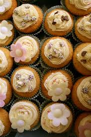 Fairy Cakes Are More Delicate With Less Icing And Suited To Childrens Parties Those Buttercream Heavy Beasts Sold In The West End Would Start Sheer