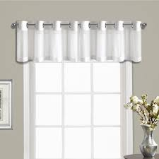 Sears Sheer Lace Curtains by Valances Window Scarves Sears