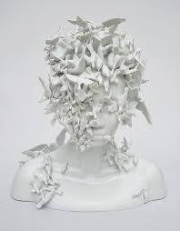 Clovis Christmas Tree Lane by Ceramic Sculptures By Juliette Clovis