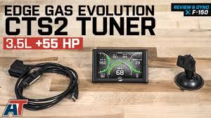 2015-2018 F150 Edge Gas Evolution CTS2 Tuner 3.5L EcoBoost Review ...