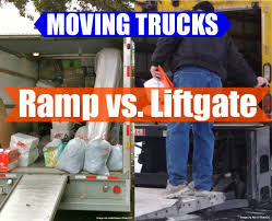 Moving Trucks: Ramp Vs. Liftgate | Storage Box Trucks 2008 Used Gmc C7500 25950lb Gvwr Under Cdl24ft X 96 102 Box Budget Truck Rental Atech Automotive Co Luton Van With Taillift Hire Enterprise Rentacar Liftgate Best Resource Commercial Studio Rentals By United Centers Cargo Moving In Brooklyn Ny Tommy Gate Original Series How To Use A Uhaul Ramp And Rollup Door Youtube Awesome Surgenor National Leasing 26ft Dump