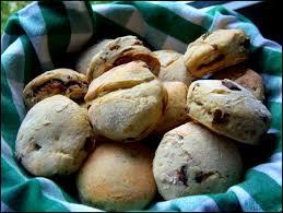 cuisine ecossaise scones géants façon cookies recette écossaise ideoz voyages