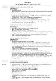 Principal Electrical Engineer Resume Samples | Velvet Jobs Electrical Engineer Resume 10step 2019 Guide With Samples Examples Of Sample Cv Example Engineers Resume Erhasamayolvercom Able Skills Electrical Design Engineer Cv Soniverstytellingorg Website Templates Godaddy Mechanical And Writing Resumeyard Eeering 20 E Template Bertemuco Systems Sample Leoiverstytellingorg