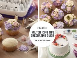 Wilton Tips Charts Best Guides Tutorials References
