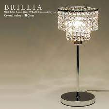 Mini Crystal Table Lamps Markdoyle Rakuten Global Market Mini