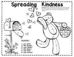 Nice Design Ideas Kindness Coloring Pages Moral Values