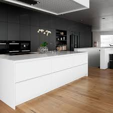 Harmonious Open Kitchen To Dining Room by Design In Harmony