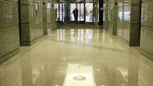 Commercial Concrete Floor Restoration