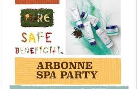 Arbonne Spa Party At 1434 Ammon St NW Salem Polk County