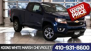 100 Chevrolet Colorado Truck New 2019 Z71 For Sale In Baltimore MD VIN