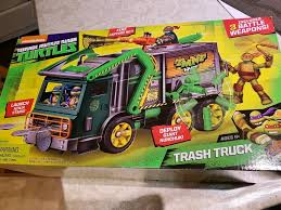 Ninja Turtles Trash Truck New | In Bournemouth, Dorset | Gumtree Fingerhut Teenage Mutant Ninja Turtles Micro Mutants Sweeper Ops Fire Truck To Tank With Raph Figure Out Of The Shadows Die Cast Vehicle T Nyias 2016 The Tmnt Turtle Truck Pt Tactical Donatellos Trash Toy At Mighty Ape Pop Rides Van Teenemantnjaturtles2movielunchboxpackagingbeautyshot Lego Takedown 79115 Toys Games Others On