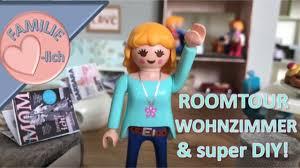 roomtour wohnzimmer diy sitzfenster oder kojenbett familie herzlich pimp my playmobil 3