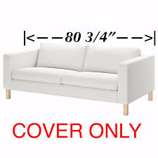 Ikea COVER FOR Karlstad Sofa (80 3/4width) Slipcover ... Us Fniture And Home Furnishings Ikea Sofa The Durable Dense Cotton Karlstad Chair Cover Replacement Is Custom Made For Armchair Sofa Slipcover Light Gray Karlstad 3 Seater Tall Chair Cover Ikea Kivik Series Review Comfort Works Blog Design Ruced Karlstad With Removable Covers Original Instruction Aflet In Temple Meads Bristol Gumtree Amazoncom Mastofcovers Snug Fit Material Slipcover Blekinge White Seater Long Skirt Masters Of Covers 5 Companies That Make It Easy To Upgrade Your White Comfortable Stylish Washable Haywards Heath West Sussex