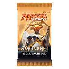 Standard Mtg Decks Amonkhet by Amonkhet Booster Pack English Magic Products Booster Packs