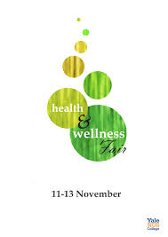 Health And Wellness Fair Posters Poster
