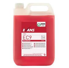 100 Evans Glass Cleaner Vanodine
