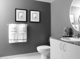 Dark Colors For Bathroom Walls by Grey Color Schemes For Small Bathrooms Home Decor Ryanmathates Us