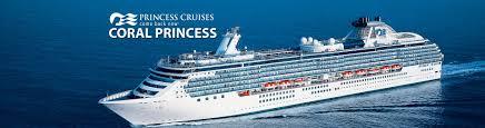 Island Princess Baja Deck Plan by Coral Princess Cruise Ship 2017 And 2018 Coral Princess