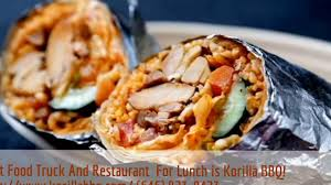 100 Korilla Bbq Truck Best Food And Restaurant In Little Fuzhou For Lunch Is BBQ Visit Us Today