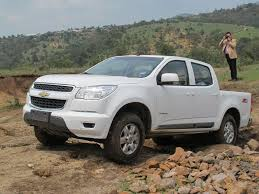 Chevrolet Colorado 2013 Se Presenta En México Desde $365,200 Pesos ...