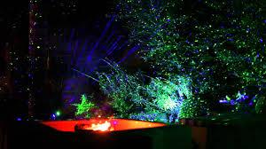 Firefly Laser Lamp Uk by Blisslights Spright Motion Green Laser Light Remote Outdoors Stars