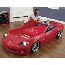 step 2 red corvette bed with lights stuff i like pinterest