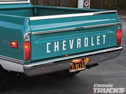 1968 Chevy Truck Tailgate, Truck Tailgate | Trucks Accessories And ...