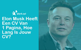 Elon Musk Has A One Page Resume, How Long Is Your Resume? » Werk Ze! Professional And Irresistible Ms Word Resume Bundle Curriculum Hoe Maak Je Een Cv Check Onze Tips Tricks Youngcapital Marketing Sample Writing Tips Genius Chronological Samples Guide Rg Een Videocv Is Presentatie Waarin Kort Verteld Wie Bent Marcela Torres Tan Teck Portfolio Of Experience How To Drop Off A In Person Chroncom 6 Hoe Make Resume Managementoncall Clean Simple Template 2019 2 Pages Modern For Protfolio Mockup 1 Design Shanaz Talukder