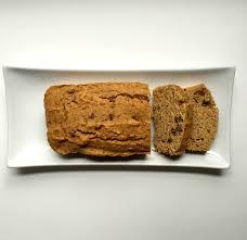 Downeast Pumpkin Bread by Sweet Potato Raisin Bread Gluten Free Eat Real Food