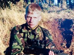 100 Simon Gill Hire A Hero Exsoldier Ready To Get Veterans Involved In Gardening