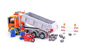 100 Lego City Dump Truck LEGO Set 44341 Building Sets
