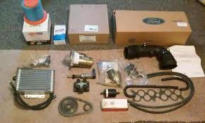 100 Obsolete Ford Truck Parts For Sale Lot Of 50L Explorer And