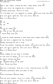 Rocket Smashing Pumpkins Tab by When I U0027m 64 Sheet Music Pdf Printable Google Search