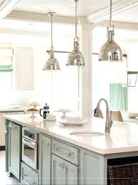 kitchen lighting island 3 pendant lights island with