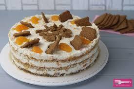 spekulatius mandarinen torte sandras kochblog