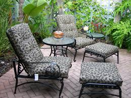 Kmart Lawn Chair Cushions by Customer Photos Martha Stewart Replacement Cushions