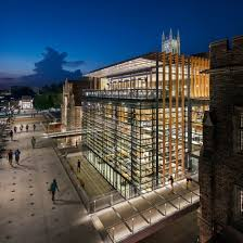 100 Good Architects The 9 Best New University Buildings Around The World