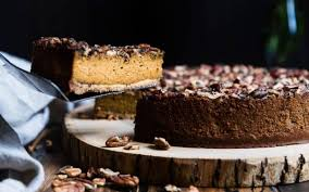 Pumpkin Pie With Gingersnap Crust Gluten Free by Pumpkin Spice And Everything Nice 15 Vegan Pumpkin Pie Recipes