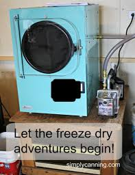 DIY Freeze Dryer Do it your self at home with this freeze dry