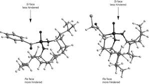 Chair Conformations Of Menthol by Efficient Method For The Asymmetric Reduction Of α And β