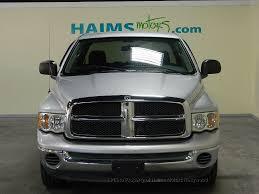 100 2003 Dodge Truck Used Ram 1500 4dr Quad Cab 1405 WB SLT At Haims Motors