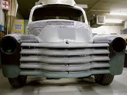 Learn How To Install A Grille On A 1954 Chevy Truck With Some Quick ... Rigid Industries 42015 Silverado 1500 Z71 Led Grille Kit Tiarra Tg7387chevyc1002 1pc Luxury Series Chrome Dual Weave Status Grill Chevy Custom Truck Accsories 2012 Chevrolet Gets With New Appearance Packages Wifi Classic Black And White Photograph By Ann Powell Trex 2014 Grilles Available Now Stillen Garage 1938 Restoration And Repairs Of Metal Work Project Trash Gets The Rust Removed New Parts Added 2015 4wd Reg Cab 1190 1955 Second Chevygmc Pickup Brothers Parts S10 Swap Lmc Gmc Mini Truckin Magazine